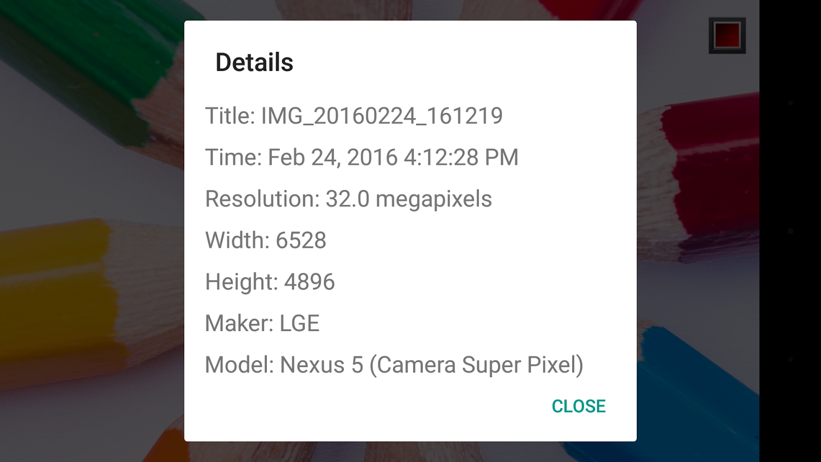 Camera Super Pixel Screenshot 2