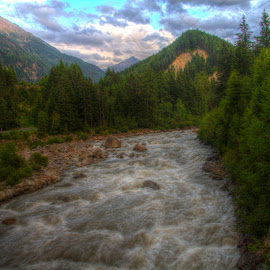 Tirol  by Michal Valenta - Landscapes Waterscapes (  )