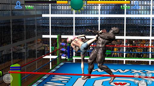 World Wrestling Revolution War screenshot 4