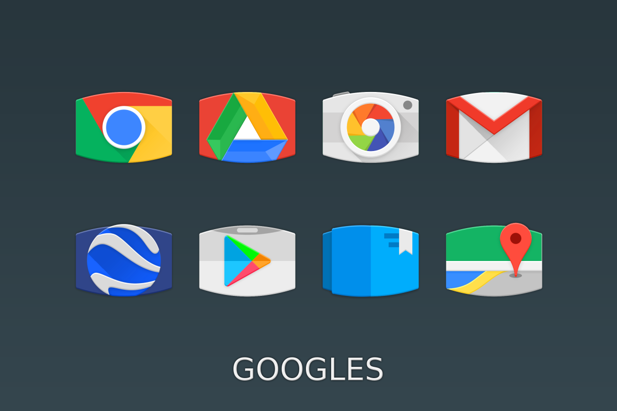 Panorama Material Icon Pack Screenshot 17
