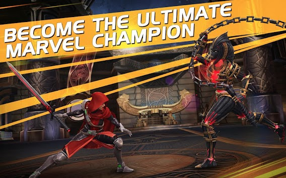 MARVEL Contest Of Champions APK screenshot thumbnail 1