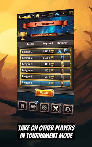 CCG Deck Adventures Wild Arena: Collect Battle PvP screenshot 15