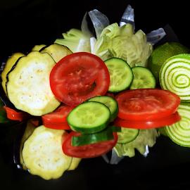 vegetables with candy by LADOCKi Elvira - Food & Drink Fruits & Vegetables (  )