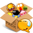 Emoticons pack, Text Bubbles