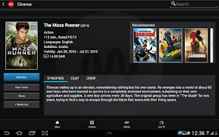 Screenshot of mView