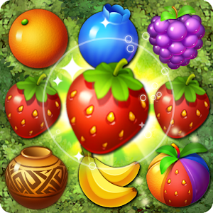 Fruits Forest : Rainbow Apple Icon