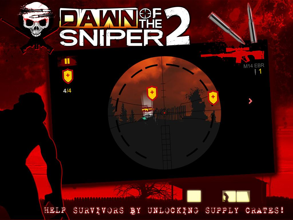 Dawn Of The Sniper 2 Screenshot 10