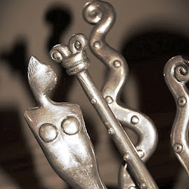 PEWTER SOUNDS by Jody Frankel - Artistic Objects Other Objects
