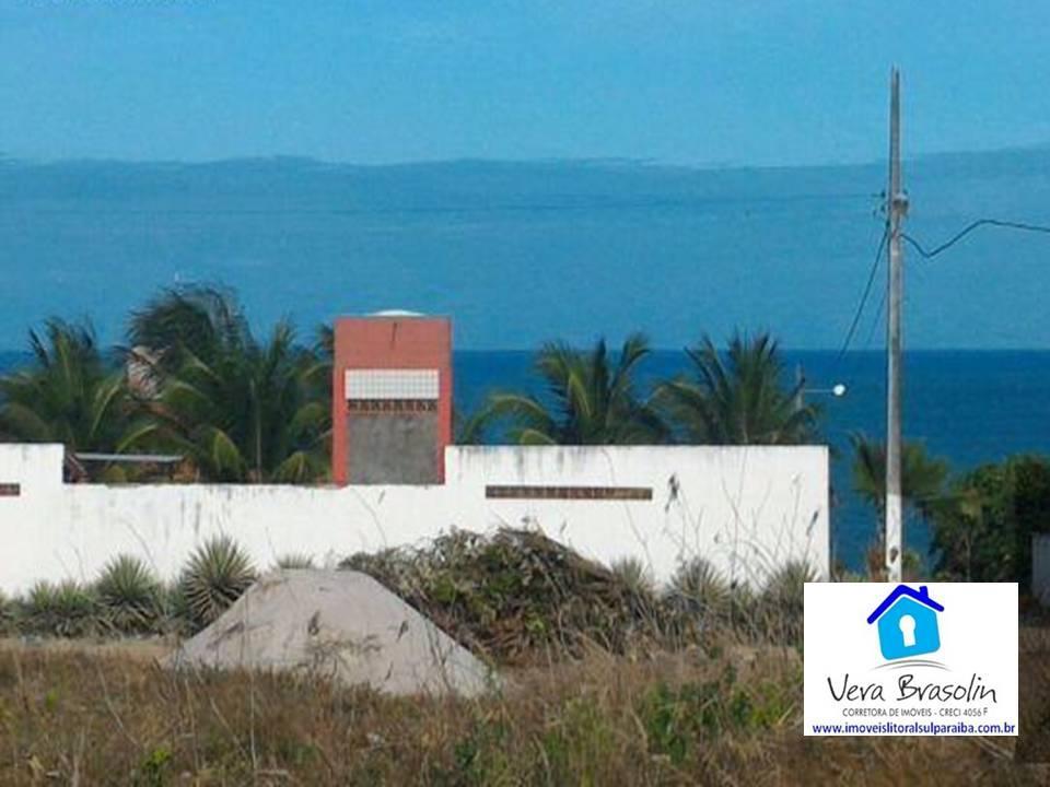 Terreno à venda, 435 m² por R$ 75.000 - Village - Conde/PB