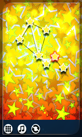 android Stars Connection Screenshot 0