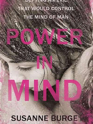 Author Susanne Burge - Power in Mind