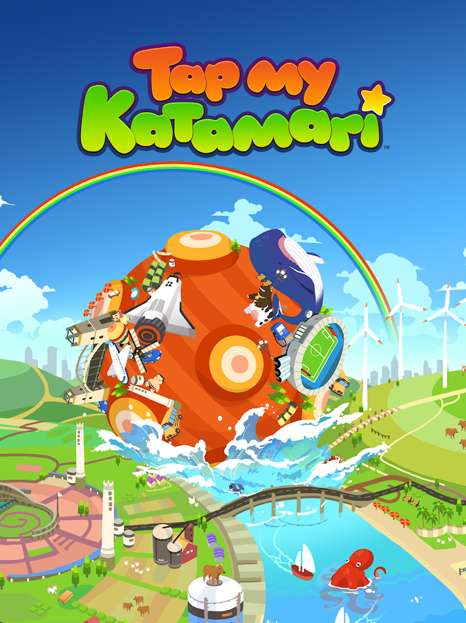 Tap My Katamari - Idle Clicker Screenshot 12