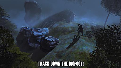 Bigfoot Monster Hunter Online
