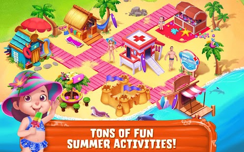 Summer Vacation- screenshot thumbnail