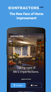 Contractors.com Business app for Android Preview 1