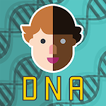DNA Fingerprint Test Real Simulator Prank App Icon