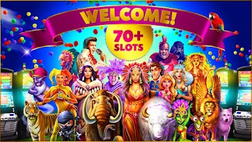 Screenshot of Caesars Slots and Free Casino