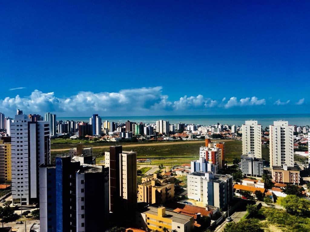 Apartamento residencial à venda, Aeroclube, João Pessoa - AP6157.