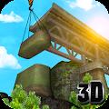 Bridge Builder: Crane Driver APK for Bluestacks