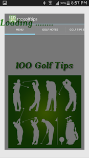 Golf Central - Guides & Tips - screenshot