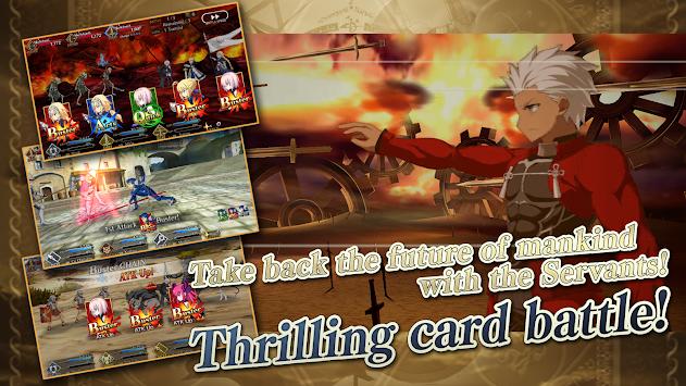 Fate/Grand Order (English) apk screenshot