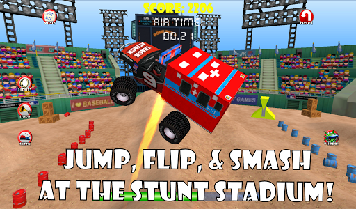QuATV Racing & Stunt Sim 3D - screenshot