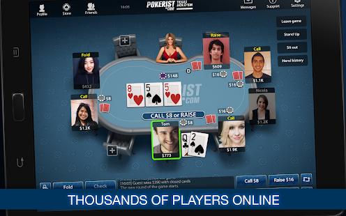 Texas Poker- screenshot thumbnail