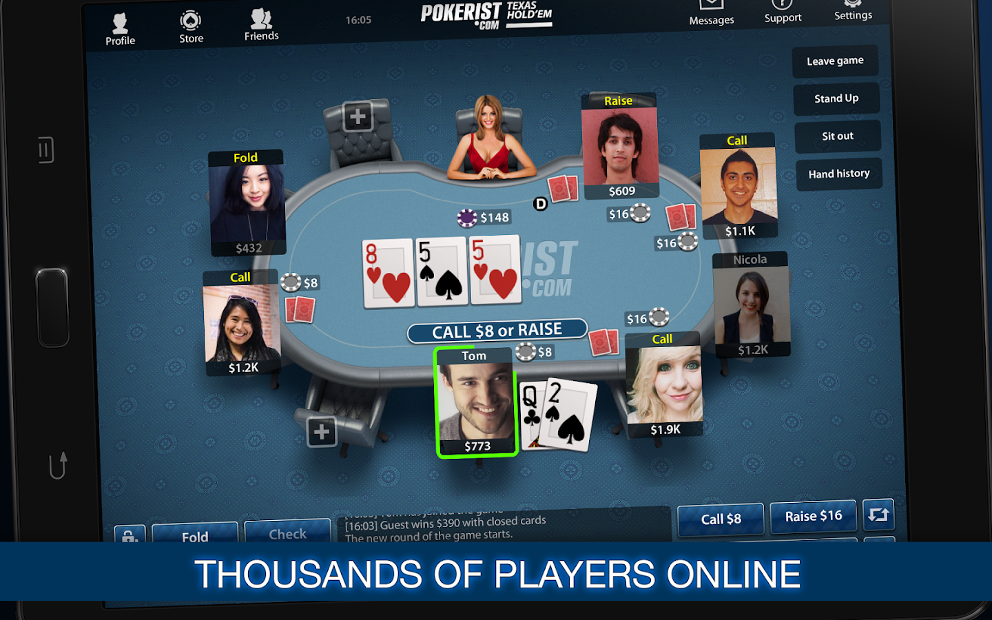 Texas Poker Screenshot 5