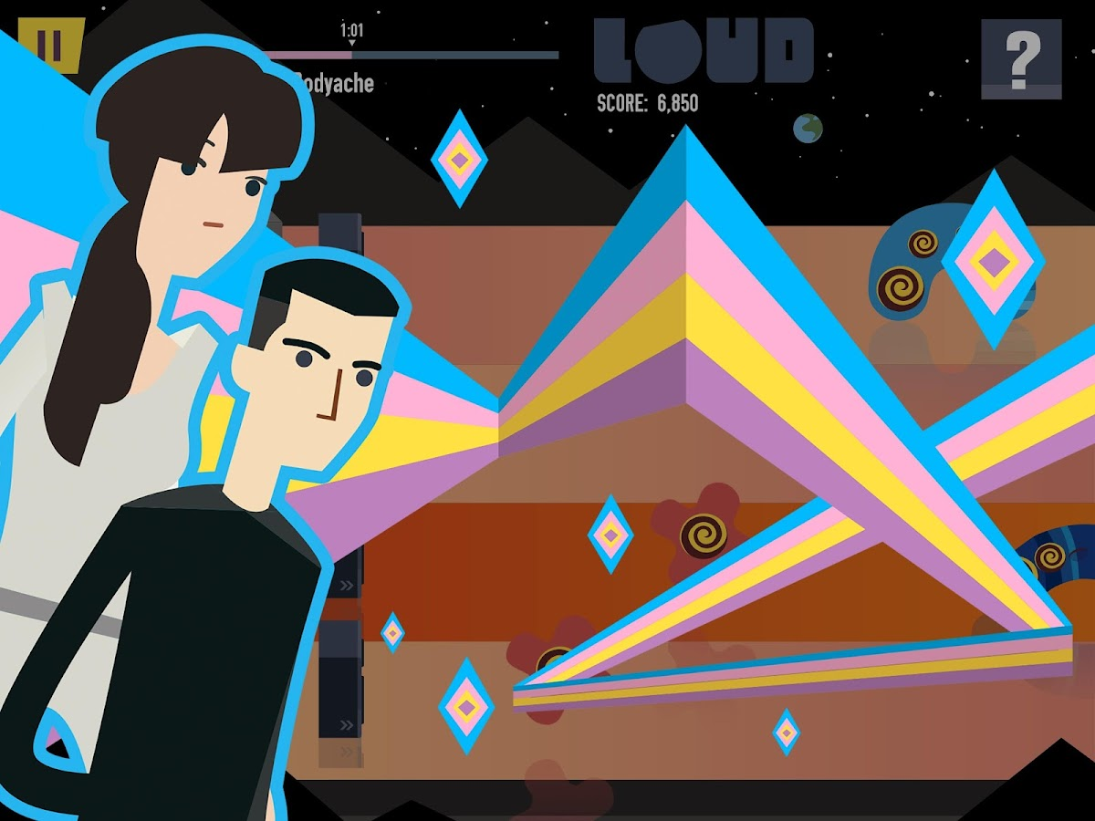LOUD on Planet X Screenshot 10