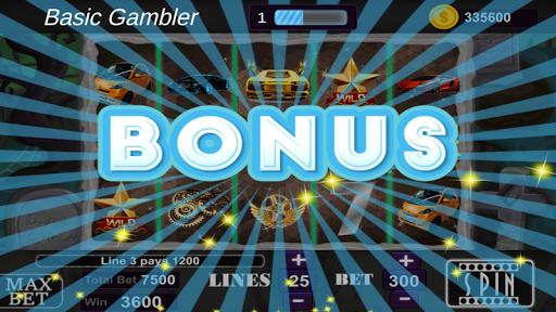 Supercar Casino Slot Machine - screenshot