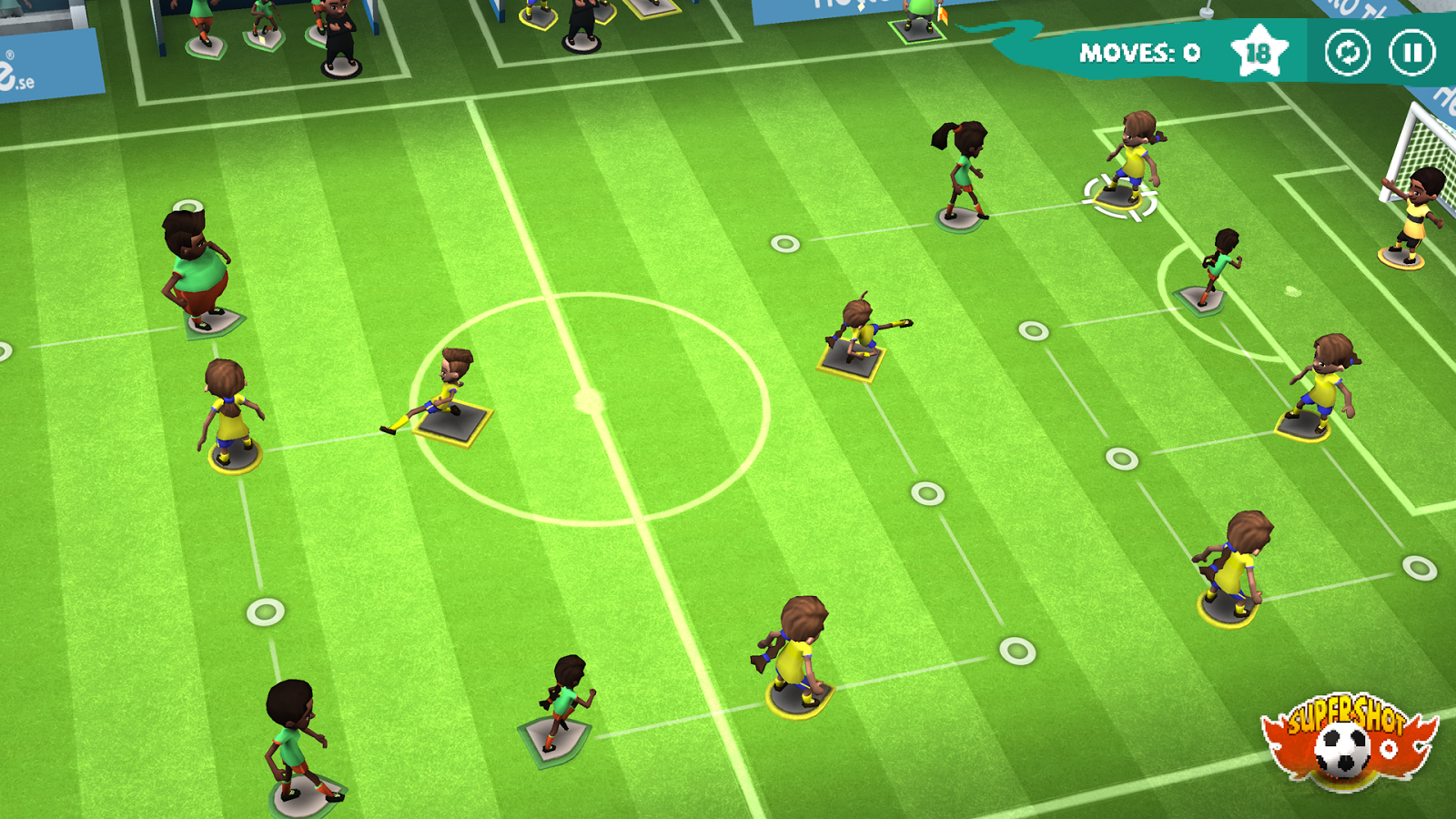 Find a Way Soccer: Women's Cup Screenshot 16