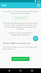 App Veli Velo - Bike sharing APK for Windows Phone