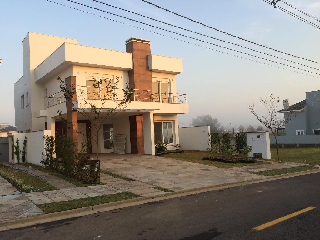 Casa 3 Dorm, Alphaville, Gravataí (CA1176) - Foto 4