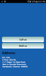 HCL CDC TNagar - screenshot