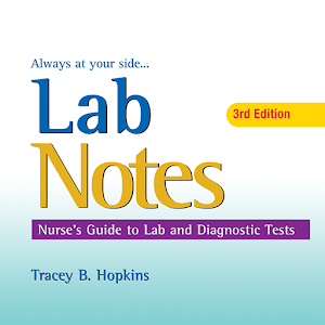 Cover art Lab Notes: Lab & Dx Test Guide