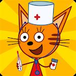 Три Кота Доктор - Детский Доктор от СТС! Врач игра 1.1.2 Mod (Full Unlocked)