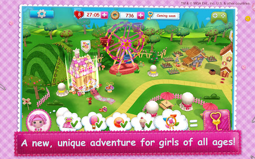 Lalaloopsy 3D Land - screenshot
