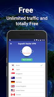 SuperB Stable VPN for pc