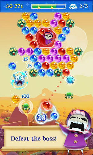 Bubble Witch 2 Saga screenshot 2