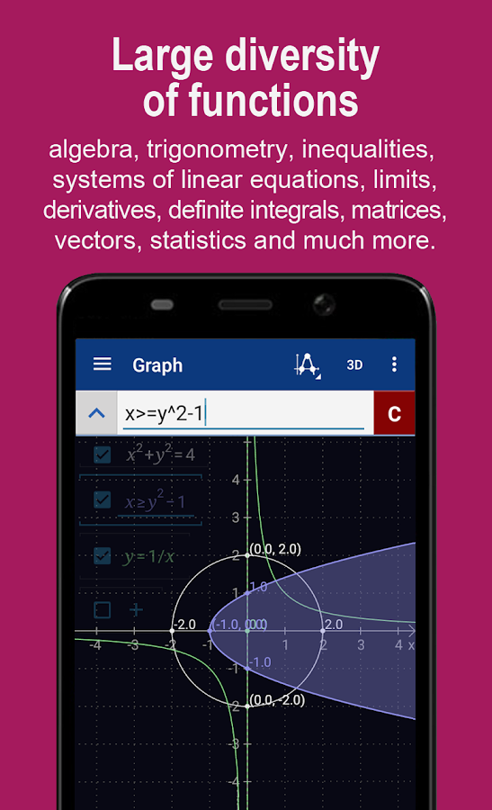 Graphing Calculator + Math PRO Screenshot 6