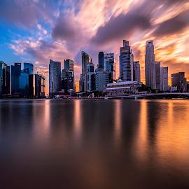 by Gordon Koh - City,  Street & Park  Skylines (  )