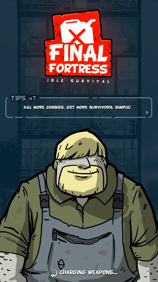 Final Fortress - Idle Survival Screenshot 0