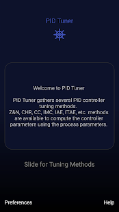 PID Tuner - screenshot