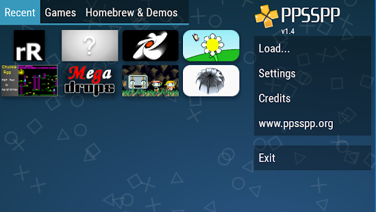 PPSSPP Gold - PSP emulator v1.2.1.0 Apk