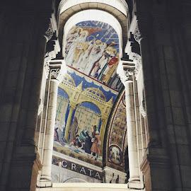 Sacre Coeur by Muzna Hatmi - Buildings & Architecture Places of Worship