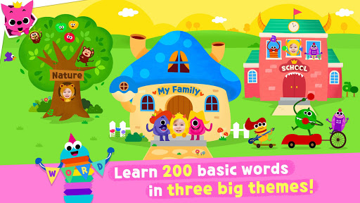 Pinkfong Word Power For PC