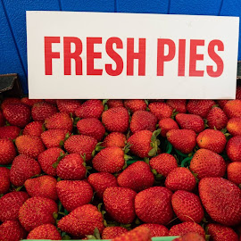 Strawberries by Donna Davis Kasubeck - Food & Drink Fruits & Vegetables (  )