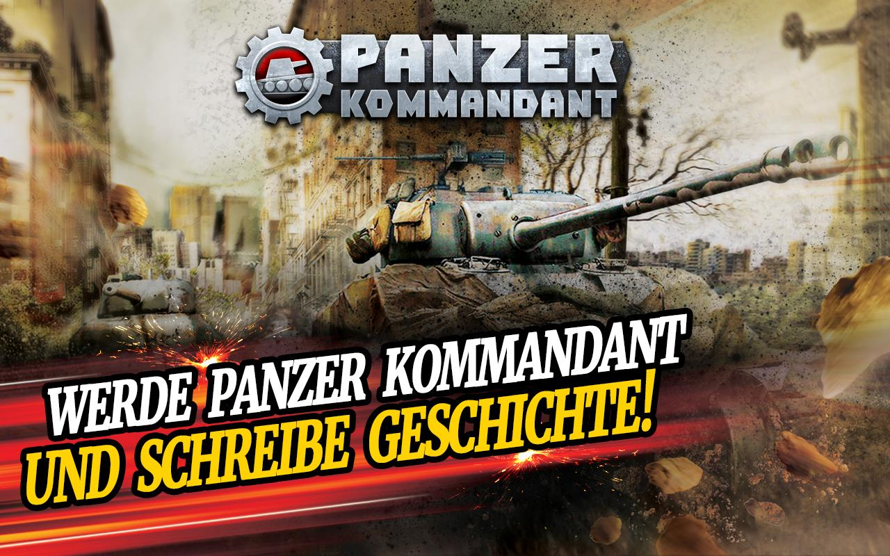 Panzer Kommandant Screenshot