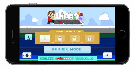 Lipão GAME - screenshot