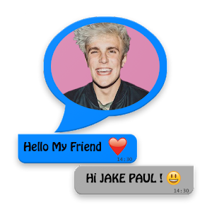 Chat With Jake Paul Prank the best app – Try on PC Now